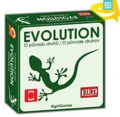 PEXI Evolúcia - o pôvode druhov