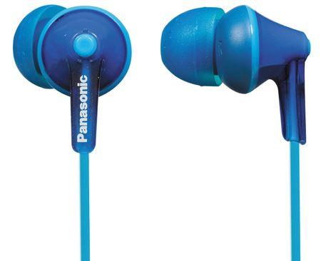 PANASONIC RP-HJE125E Fülhallgató, Kék