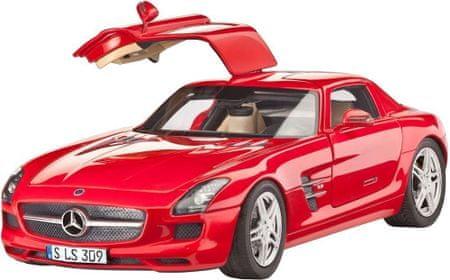 REVELL model samochodu Mercedes SLS AMG 1:24