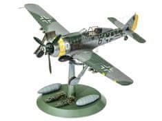 REVELL 04869 Focke Wulf Fw190 F-8 Modell készlet, 1:32
