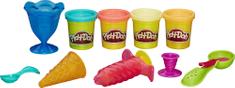 Play-Doh Výroba zmrzlinek