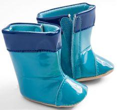 Heless buty dla lalki 38-45 cm niebieskie