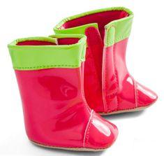 Heless buty dla lalki 38-45 cm różowe