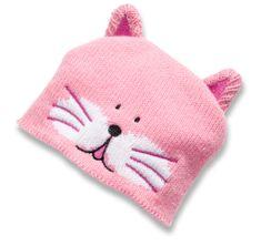 Heless czapka dla lalek, różowa