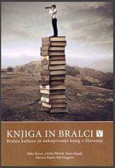 Več avtorjev: Knjiga in bralci V.