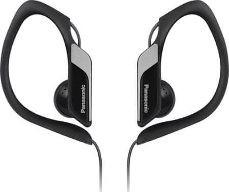 Panasonic słuchawki RP-HS34E-K, czarne