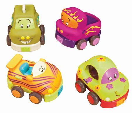 B.toys Wheee Autók, Színes