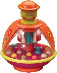 B.toys Farebný popcorn Poppitoppy