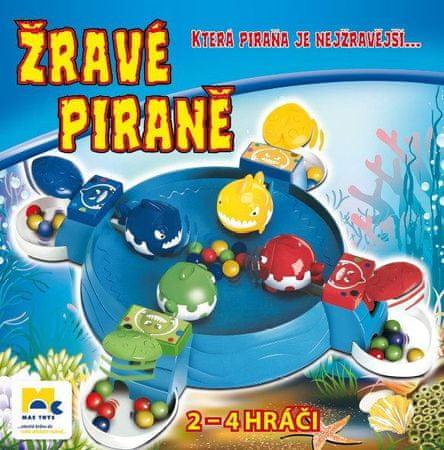 Mac Toys Žravé pirane