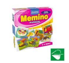 Granna Memino protiklady
