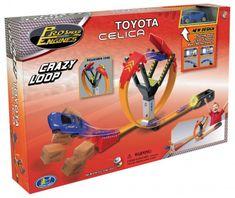 Happy Well izstrelitvena steza - Crazy Loop - Toyota celica
