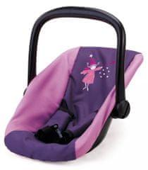 Bayer Design Lila autósülés babáknak