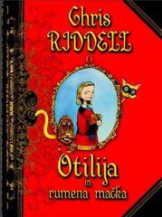 Cris Riddell: Otilija in rumena mačka