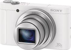 SONY aparat cyfrowy DSC-WX500, biały