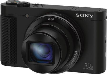 SONY DSC-HX90 Digitális fényképezőgép, Fekete