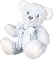 Suki Baby Hug-a-Boo, medo, plavi, 30 cm