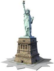 Ravensburger Szabadság szobor 3D Puzzle, 108 db