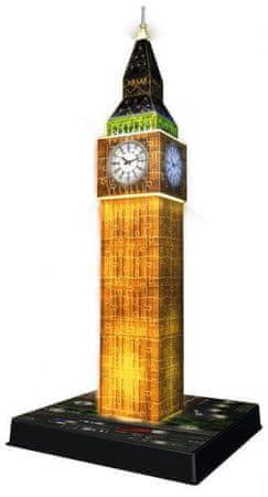 Ravensburger Big Ben Nočná Edícia 3D 216 dielikov