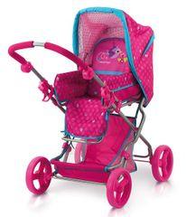 Hauck voziček za lutke Triple Buggy