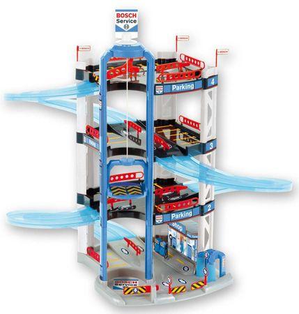 Klein Garaż Parking Bosch Service - 4 Poziomy 2817