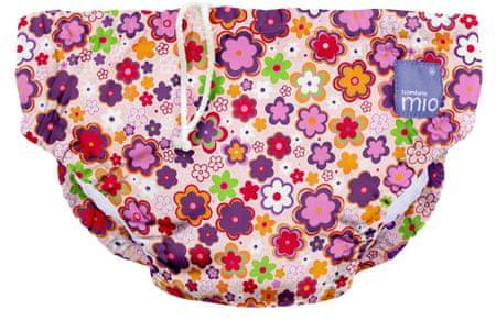 Bambinomio Koupací kalhotky NEW - Ditzy Floral, velikost XL