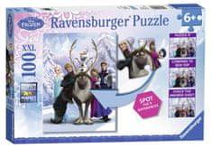 Ravensburger Ľadové kráľovstvo 100d XXL