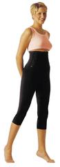 Lanaform Hlače za hujšanje in šport LANAFORM Body line corsaire - velikost