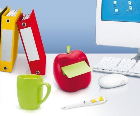 3M Post-it podajalec za Z lističe Apl-330, jabolko