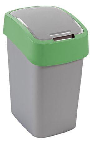 Curver Odpadkový koš Flip Bin 25 l zelený