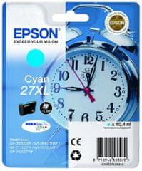 Epson tinta 27XL, cyan