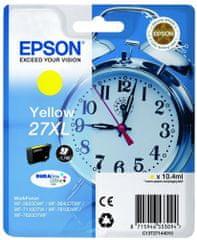 Epson tinta 27XL, žuta