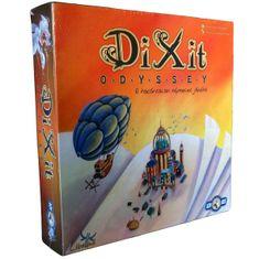 Asmodee Dixit Odyssey Társasjáték - Magyar nyelvű
