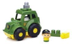 MEGA BLOKS John Deer Traktor