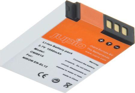 Jupio EN-EL12 Nikon Fényképezőgép akkumulátor