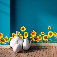Crearreda dekorativna naljepnica, suncokreti