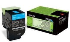 Lexmark toner 70C20C0, cyan