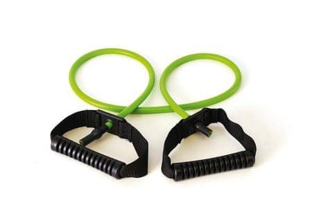 Sissel elastična cijev Fit-tube, zelena/ teška