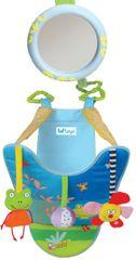 Taf Toys Hrací pultík so spätným zrkadielkom do auta