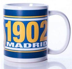 FC Real Madrid šalica, plavo-bijela