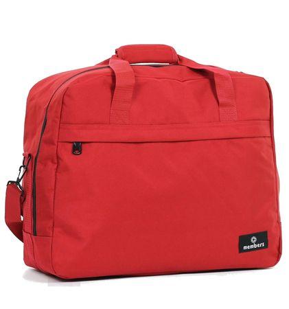 MEMBER´S potovalna torba, 40 l, rdeča