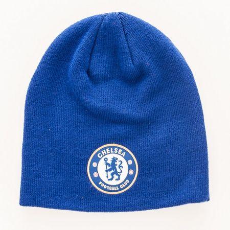 Chelsea FC zimska kapa, modra (02342)