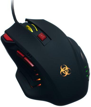 Connect IT Biohazard herní myš (CI-191)