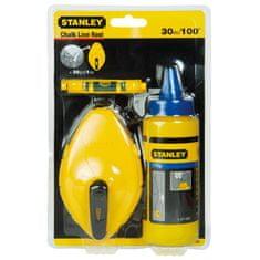 Stanley označevalna vrvica s kredo, 30m