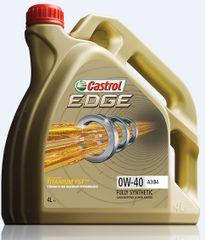 Castrol motorno ulje Edge 0W-40 (Edge 3), 4 l