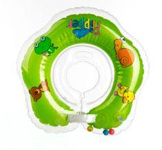 Teddies BABY Plávací nákrčník Flipper zelený