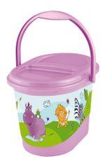 keeeper Koš na pleny Hippo