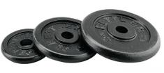 Fitmotiv uteg od lijevanog željeza, 1,25 kg