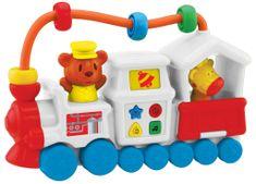 Alltoys Hudobná lokomotíva