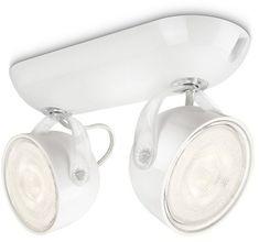 Philips Stropné nastaviteľné LED svietidlo Dyna