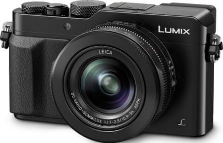 Panasonic fotoaparat Lumix LX100, crna